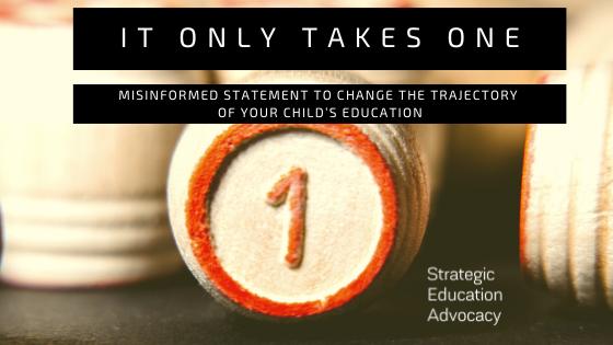 special education IEP advocacy